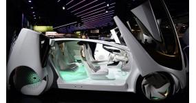 Toyota rót gần 3 tỷ USD lập công ty phát triển xe tự lái