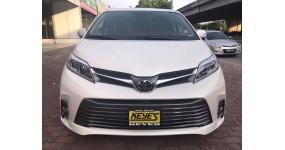 Toyota Sienna Limited 2018 đầy sang trọng và tinh tế được nhập khẩu về Việt Nam