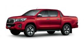 Toyota Việt Nam bổ sung thêm phiên bản hoàn toàn mới cho chiếc bán tải Hilux