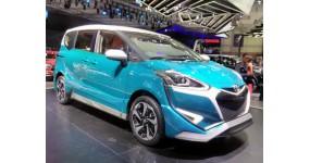 Toyota Sienta Ezzy: Từ xe gia đình thành xe thể thao