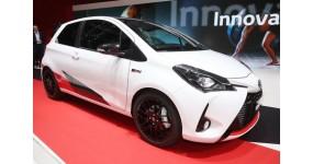 Toyota cho ra mắt mẫu xe đua cho dòng Yaris với giới hạn 400 chiếc trên toàn thế giới.