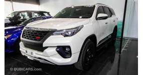 Toyota Fortuner phiên bản Trung Đông có gì khác so với Việt Nam?
