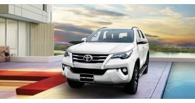 Toyota Fortuner 2017 sắp nhập khẩu trở lại, chấm dứt tình trạng khan hàng