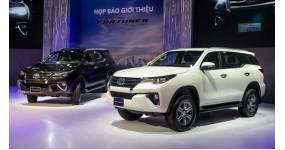 Vừa ra mắt VN, Toyota Fortuner 2017 bán vượt dự kiến