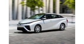 Toyota Mirai là dòng xe điện tương lai chạy bằng nhiên liệu PIN