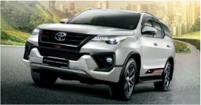Hot : Toyota sản xuất ra thêm 2 phiên bản cho dòng Fortuner