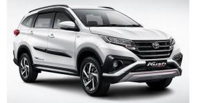 Toyota Rush 2018 : Niềm kiêu hãnh thuộc dòng Fortuner