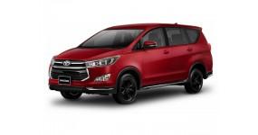 Toyota Innova Venaturer: chi tiết thông số và hiệu năng cũa xe