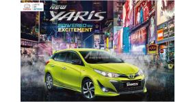 Toyota Yaris TRD Sportivo 2018: Thể thao và hiện đại